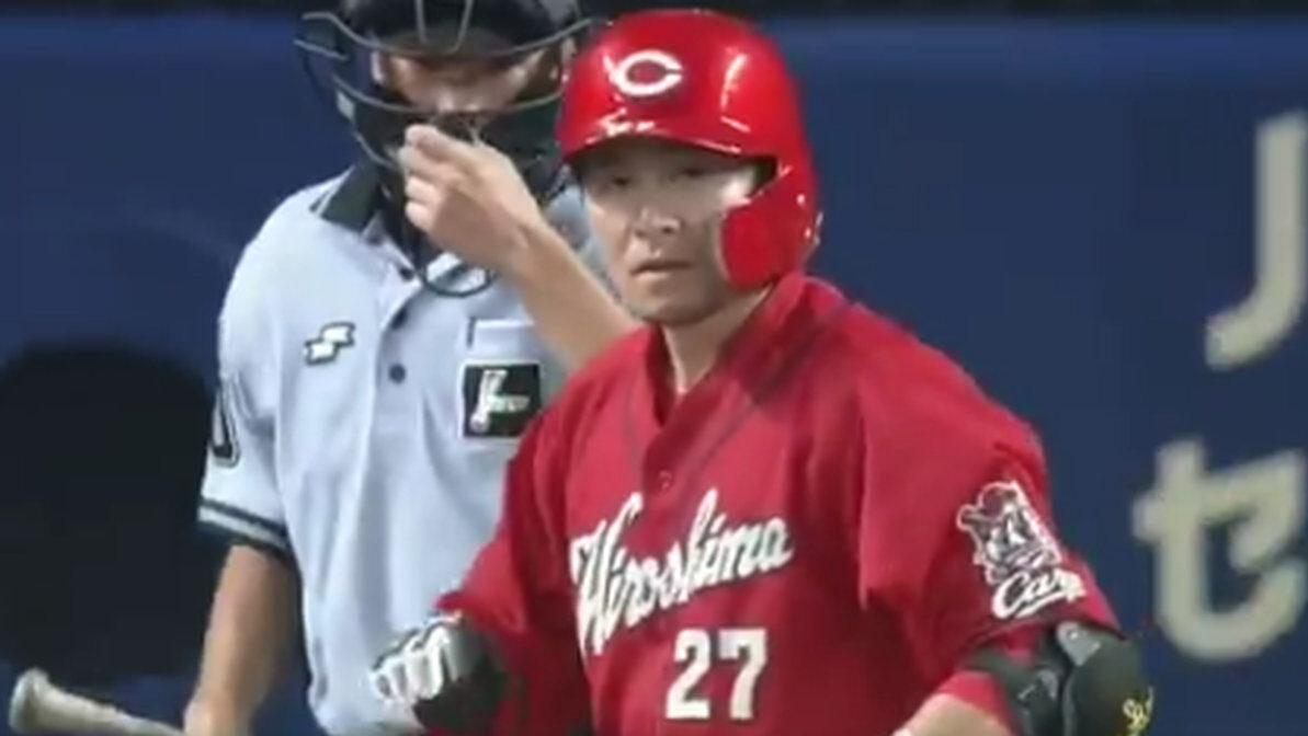 昨日の會澤死球に対しての広島カープベンチの野次ww
