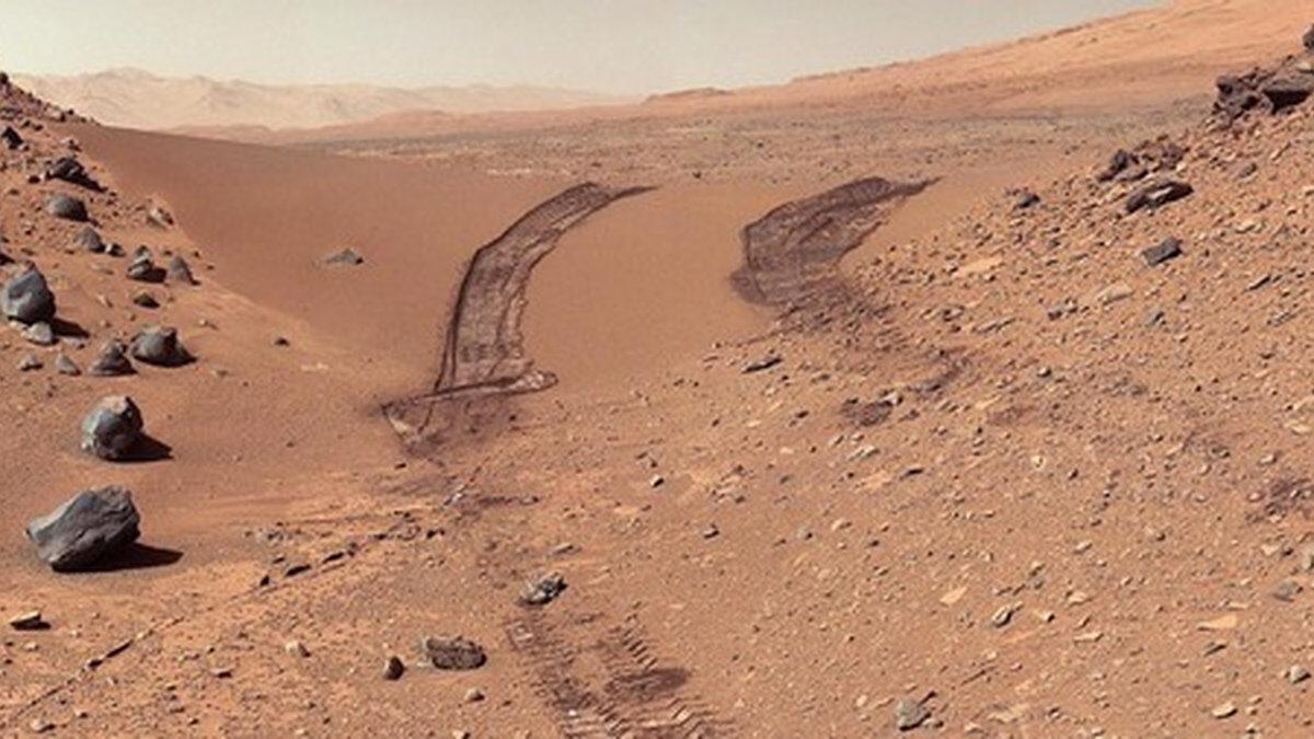 火星ガチですめそう
