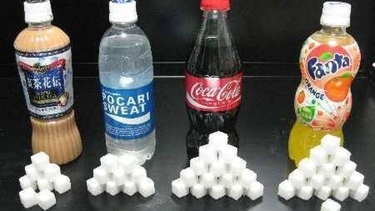コカ・コーラに使われてる角砂糖の数