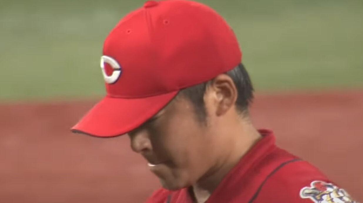 【悲報】カープ また抑え失敗…一岡サヨナラ満塁HR浴びる