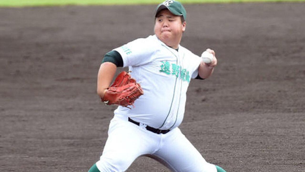 【悲報】100kg恵体高校生、17失点完投