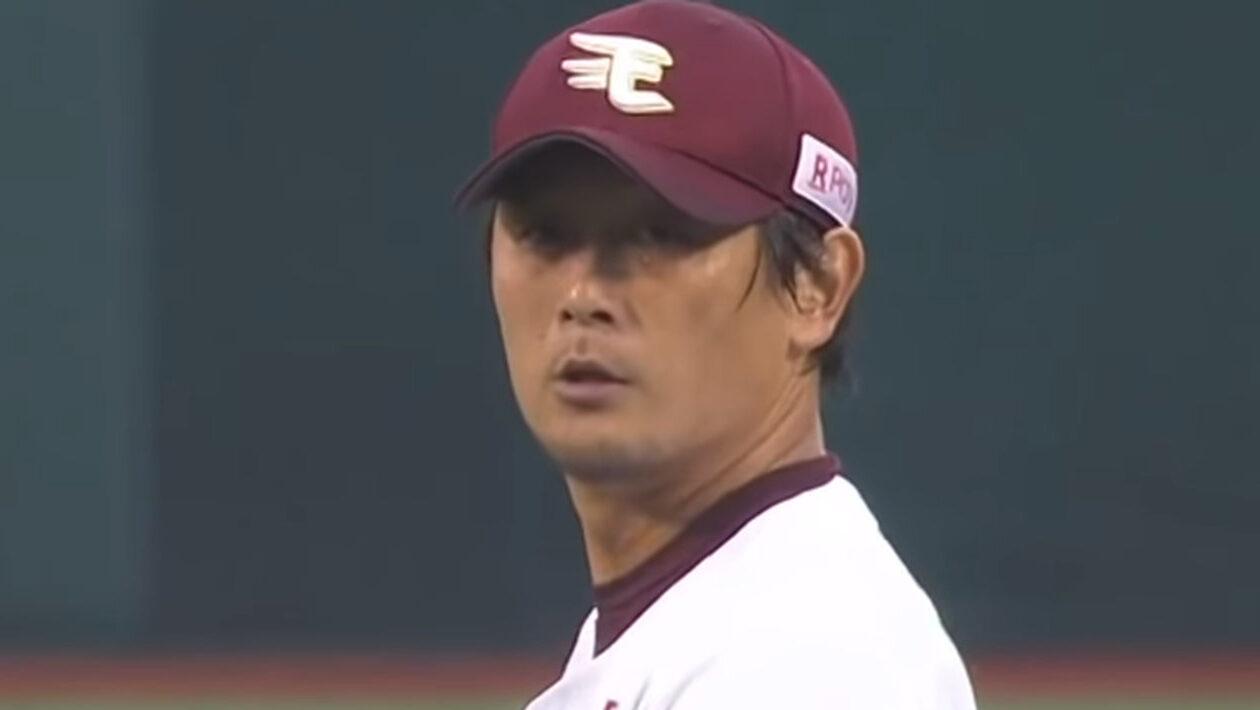 涌井秀章 4勝0敗 防御率3.75