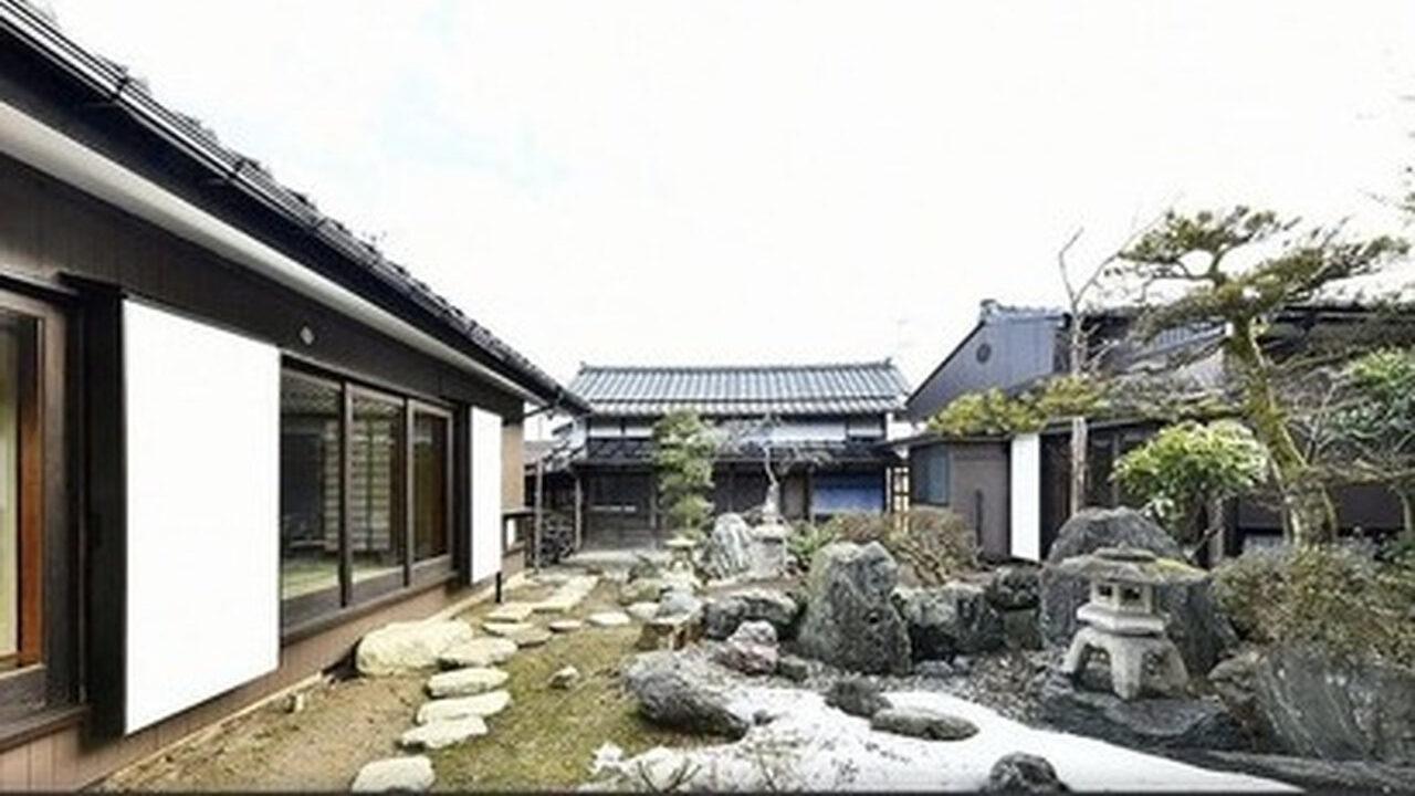たった1650万円でとんでもない広さの家が発見される