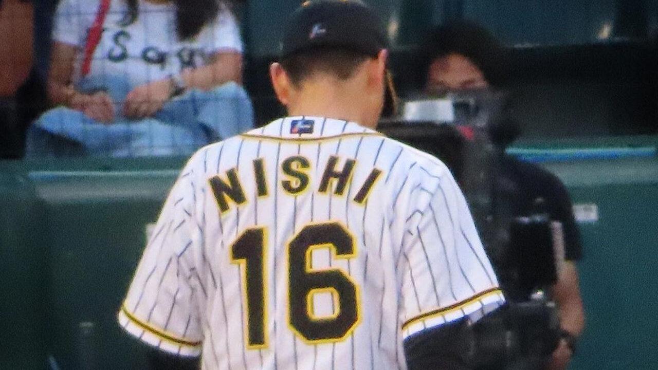 阪神・西勇輝、おかしくなる 「僕が打てないから負けた。僕に打力があれば代打を送られる事もない」
