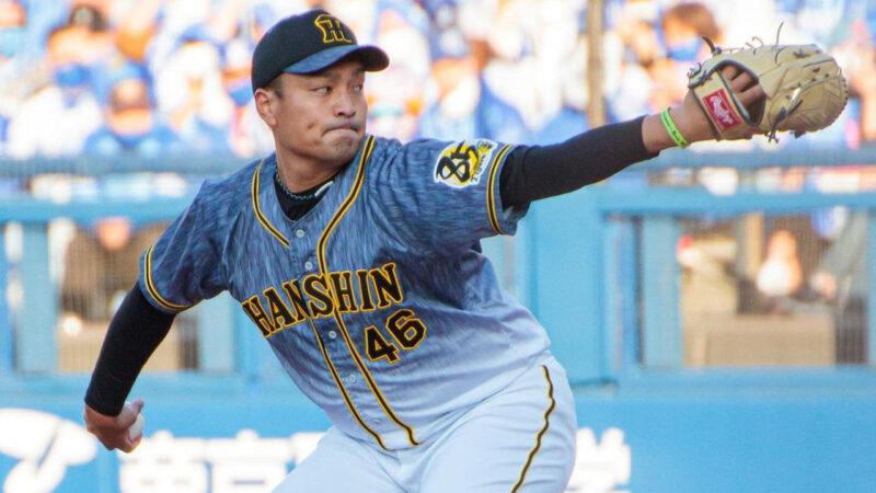 秋山拓巳さん、ストレート平均球速135kmしか出ないのに抑えてしまう