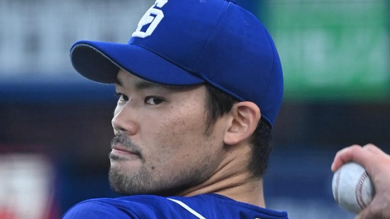 【慶応卒】中日 福谷浩司さん「他球団の動きを見たい」契約更改保留