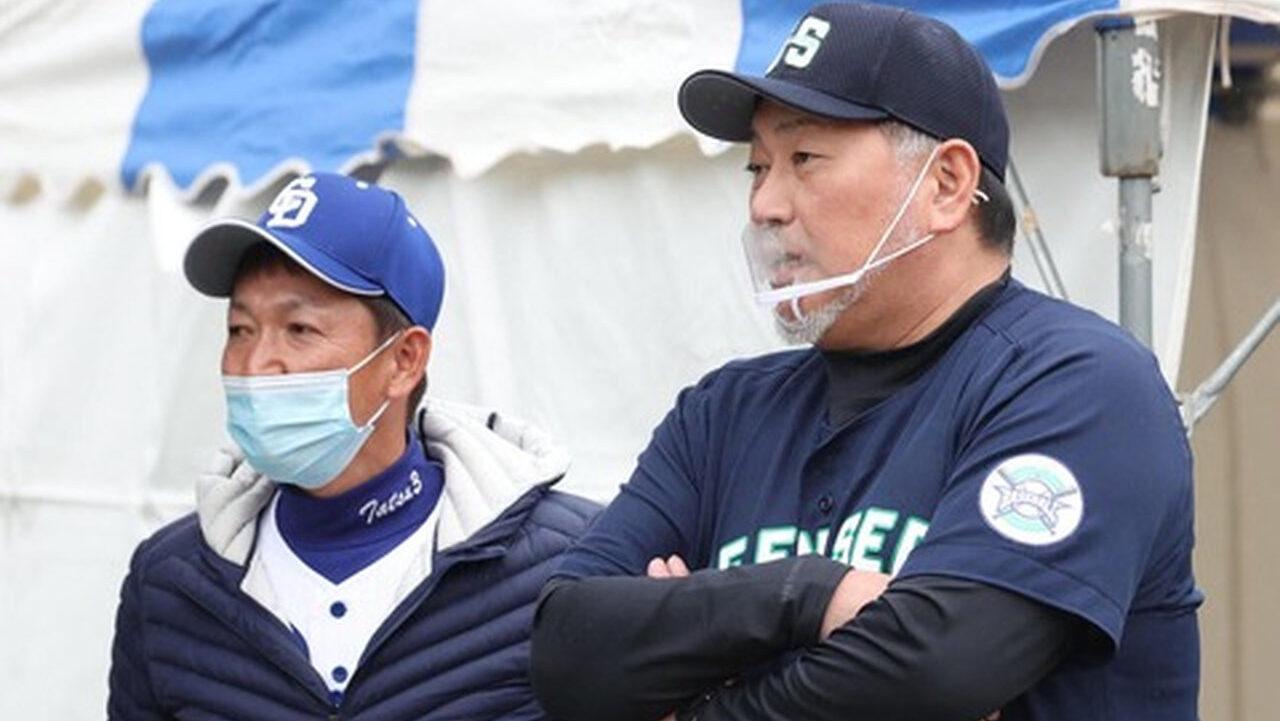 【悲報】清原和博さん、力士みたいな体型になってしまう…
