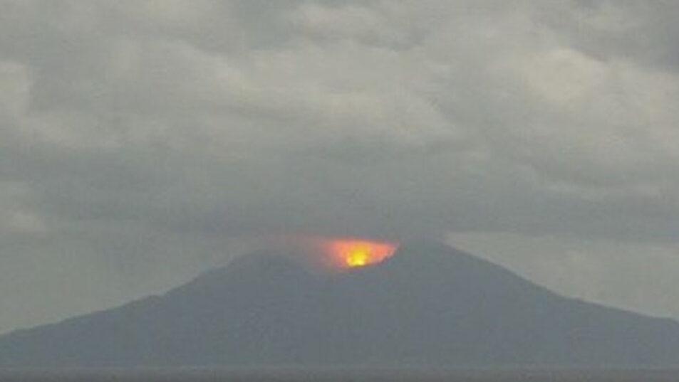 【鹿児島】諏訪之瀬島で噴火 噴火警戒レベル3に