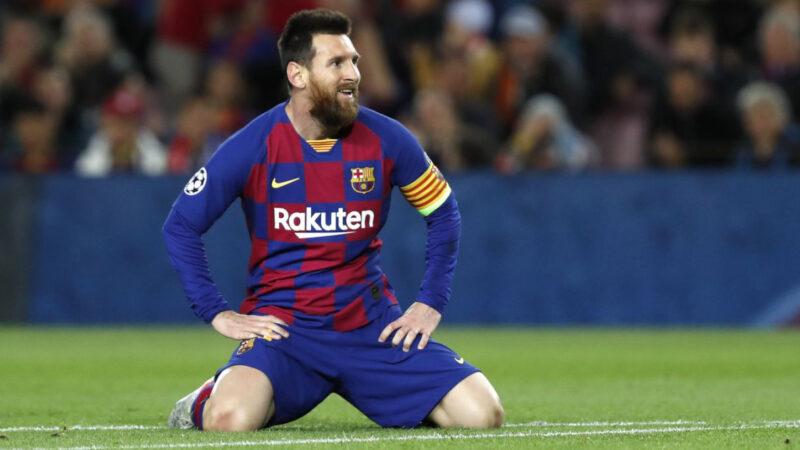 【悲報】スペイン1部リーグバルセロナさん、負債1400億
