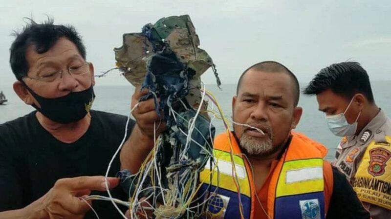 インドネシア旅客機消息不明