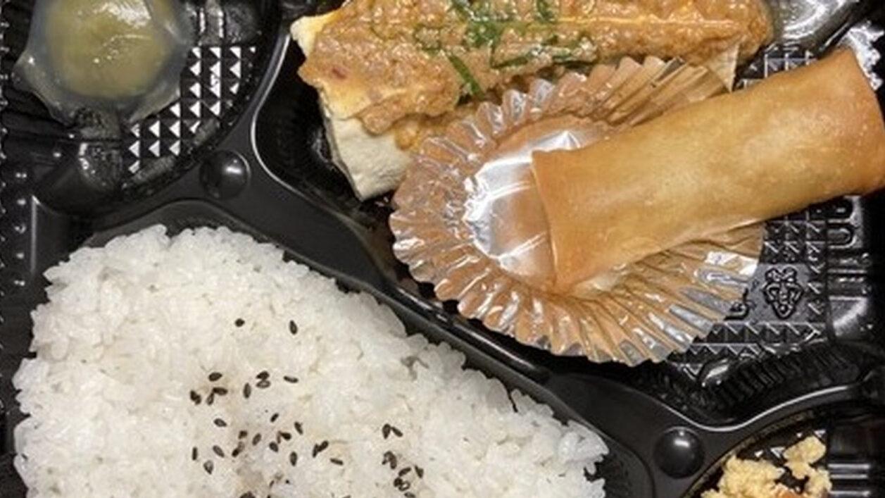 【画像】大阪維新の500円弁当、批判を受けて新作を出す