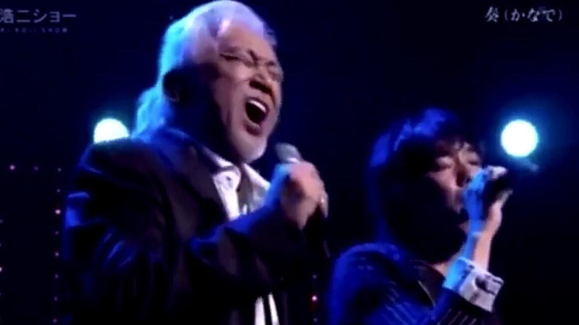 【朗報】玉置浩二さん、日本一の歌唱力を見せつけるww w w w w w