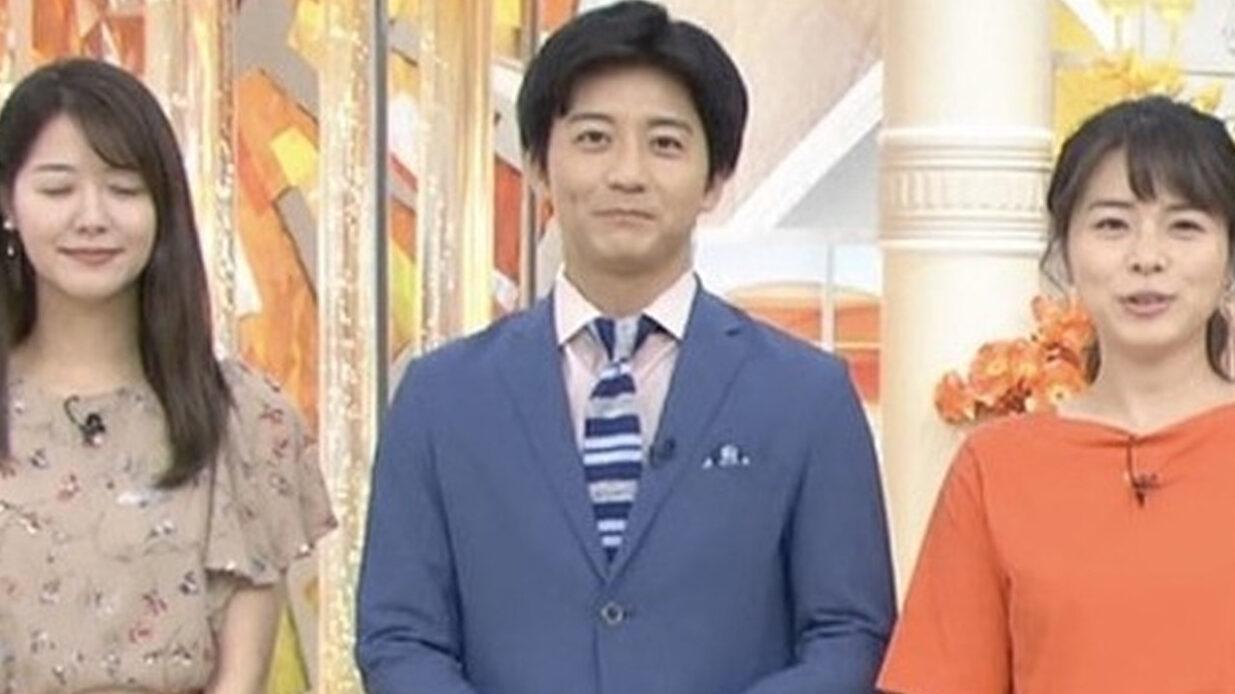 【画像】TBSアナ、朝のニュースでやらかす…