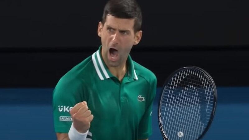 ジョコビッチ「女子テニスが男子と賞金が同額なのはおかしい」