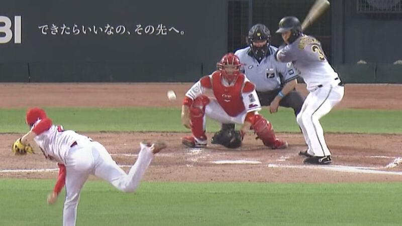 【朗報】最近のプロ野球界、球種「カーブ」が再評価される
