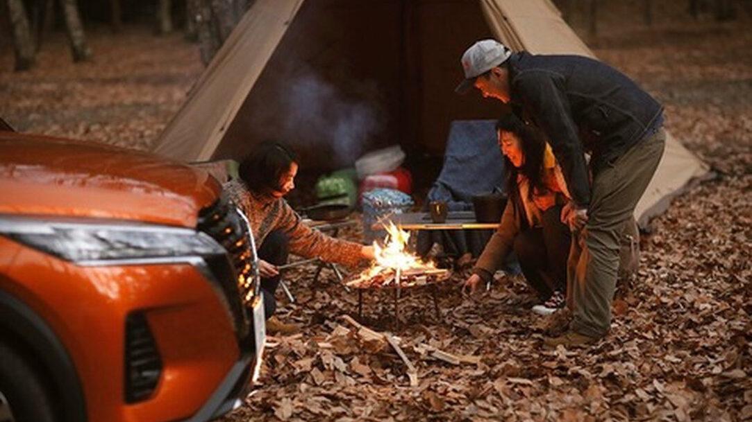 【悲報】自称キャンプ女子YouTuber、キャンプを知らず炎上