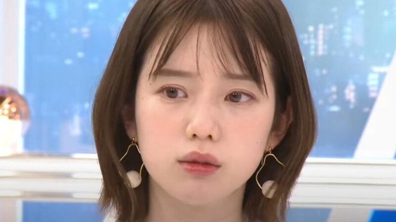 弘中綾香、主婦が嫌いな局アナウンサー第1位に輝く