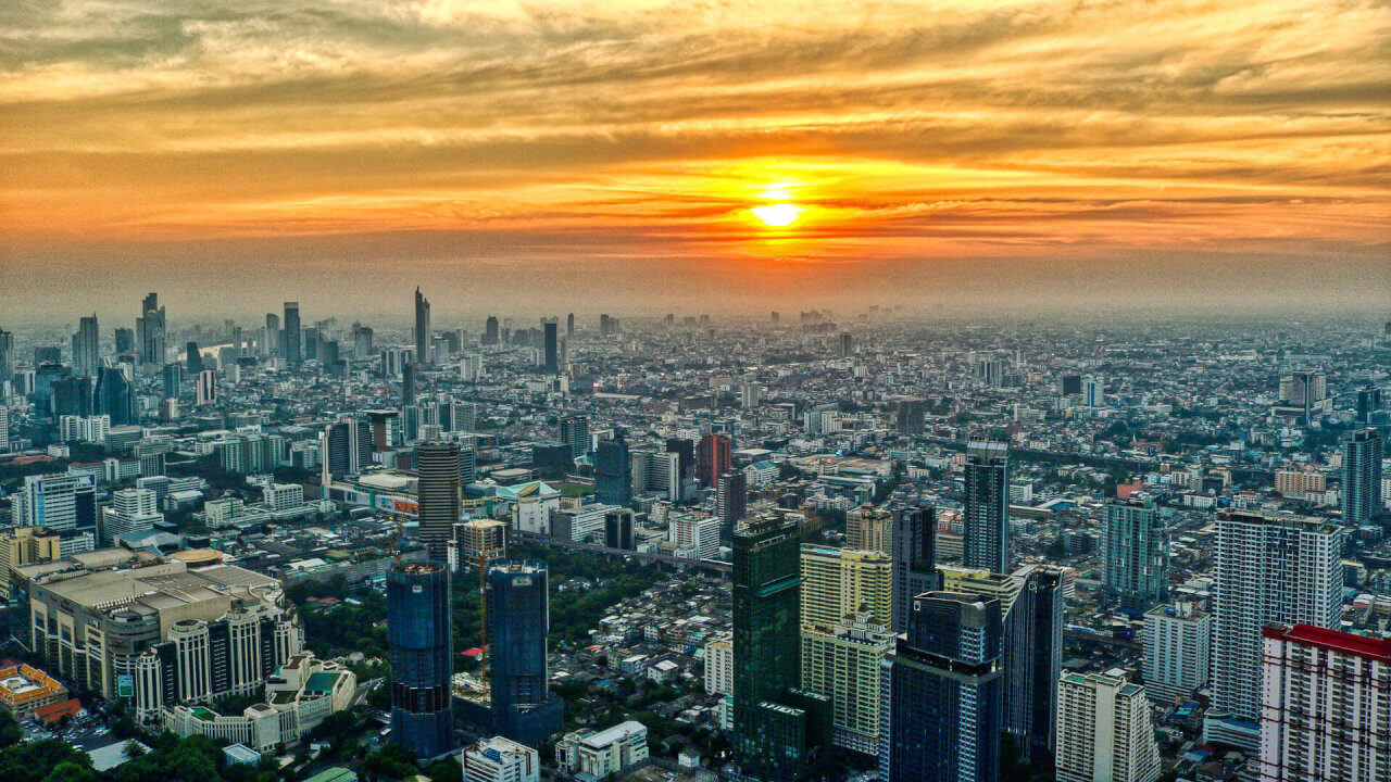 【悲報】タイの一極集中マジでやばい
