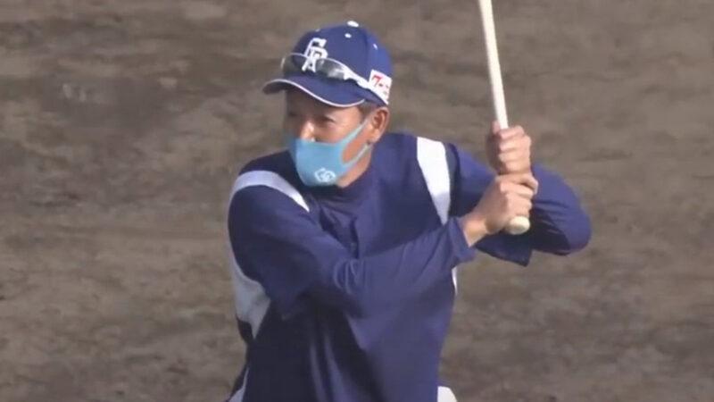 【悲報】立浪さん「京田、スイングはペッパー警部や」京田「ペッパー…警部?」