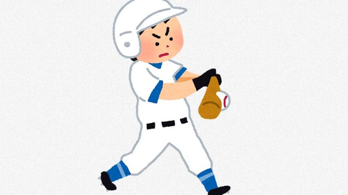 ジャンプの野球漫画、ガチでヤバイ
