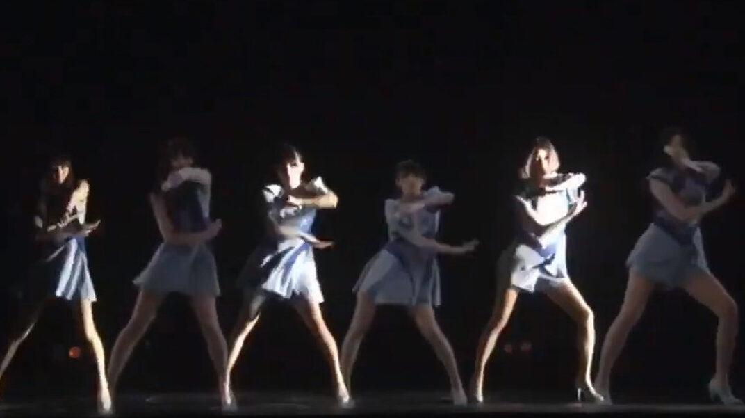 【動画】パヒョーム、ダンスの演出が凄すぎて話題wvuwvuwvuwvuwvuwvu