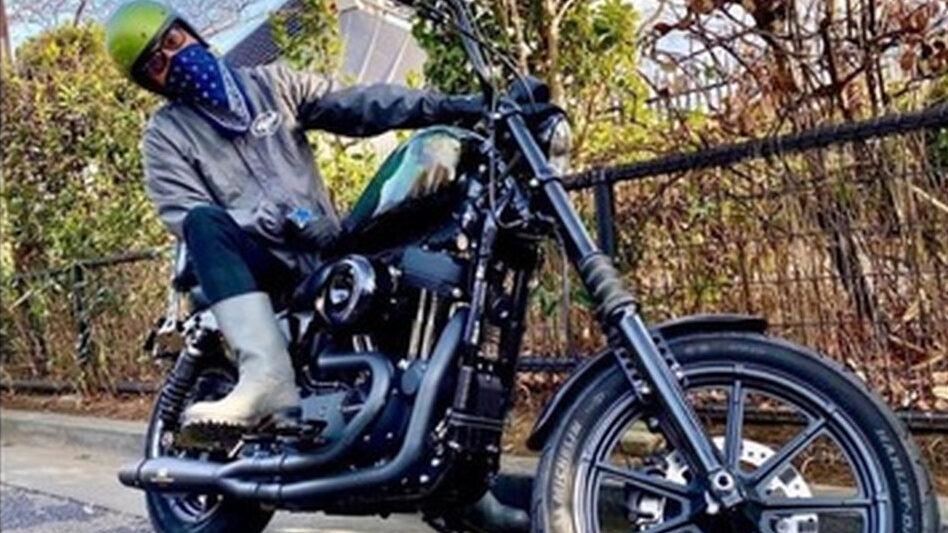 【画像】木村拓哉さん(48)が愛車のバイクを公開