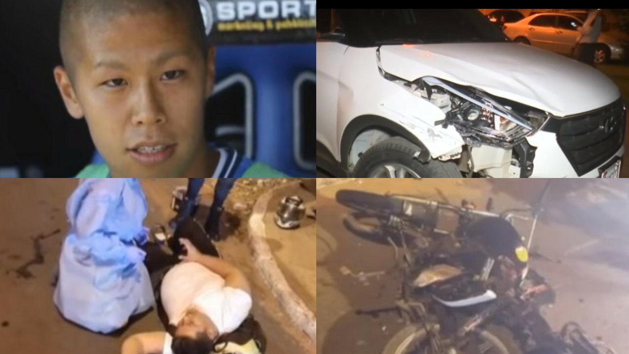 元日本代表・森本貴幸 ひき逃げと飲酒運転で逮捕