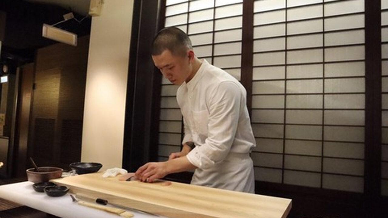 【画像】24歳の台湾人、完璧な江戸前寿司を作り上げてしまう 修行に10年かかるとは何だったのか…