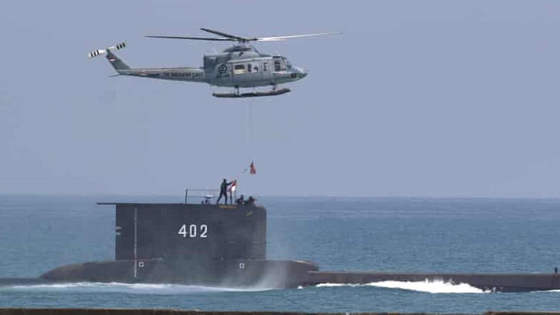 【悲報】行方不明のインドネシア潜水艦、酸素切れまで残り50時間程度しかない……