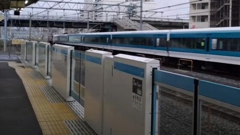 【悲報】撮り鉄、スマホで撮影されてるのに気付いて中学生の頭蓋骨骨折させ逃走中 JR西川口駅