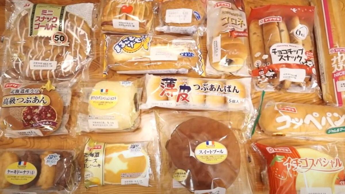 【画像】なんJ春の菓子パン祭り