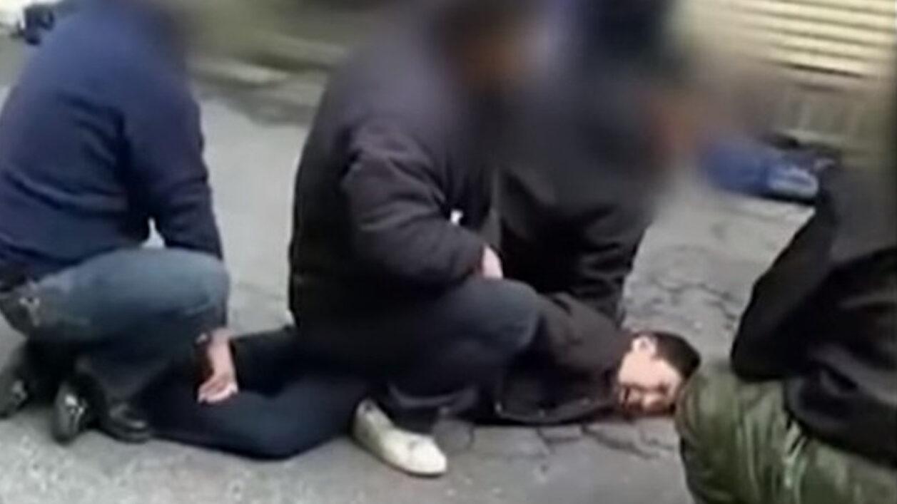 【マスパセ】マスク拒否男の奥野淳也容疑者(34)、飲食店で暴れまくって警察官殴って逮捕