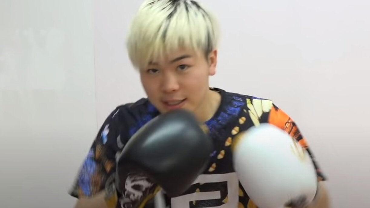【朗報】那須川天心、プロボクサーに転向を発表