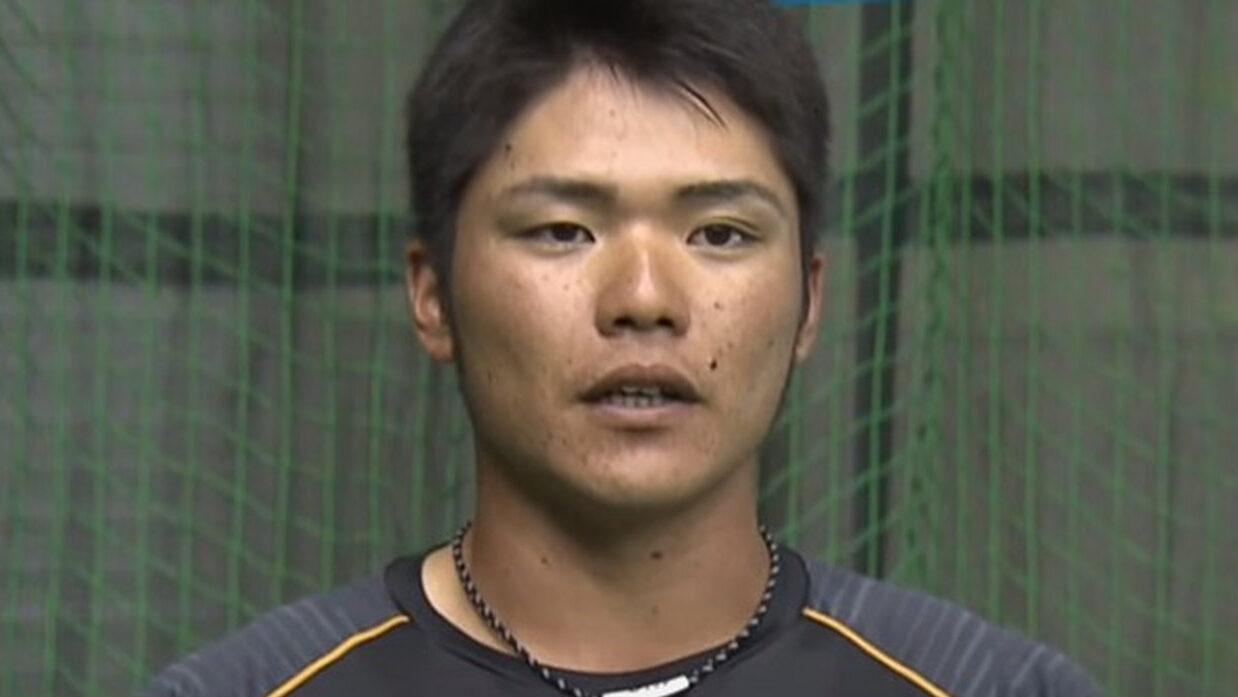 【朗報】阪神、育成の小野寺暖選手と支配下選手契約