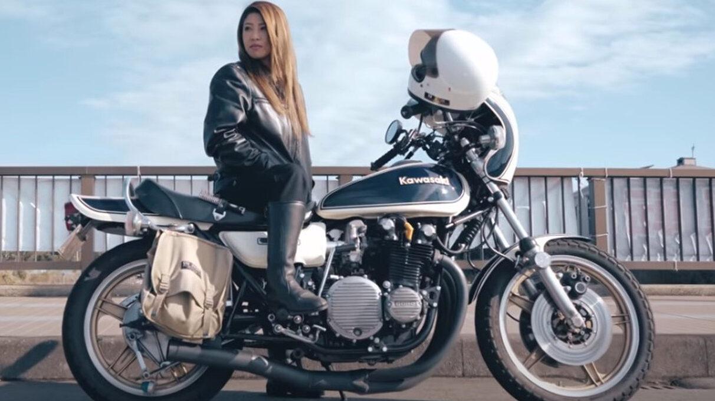 【朗報】バイク、女の方が似合ってしまう…