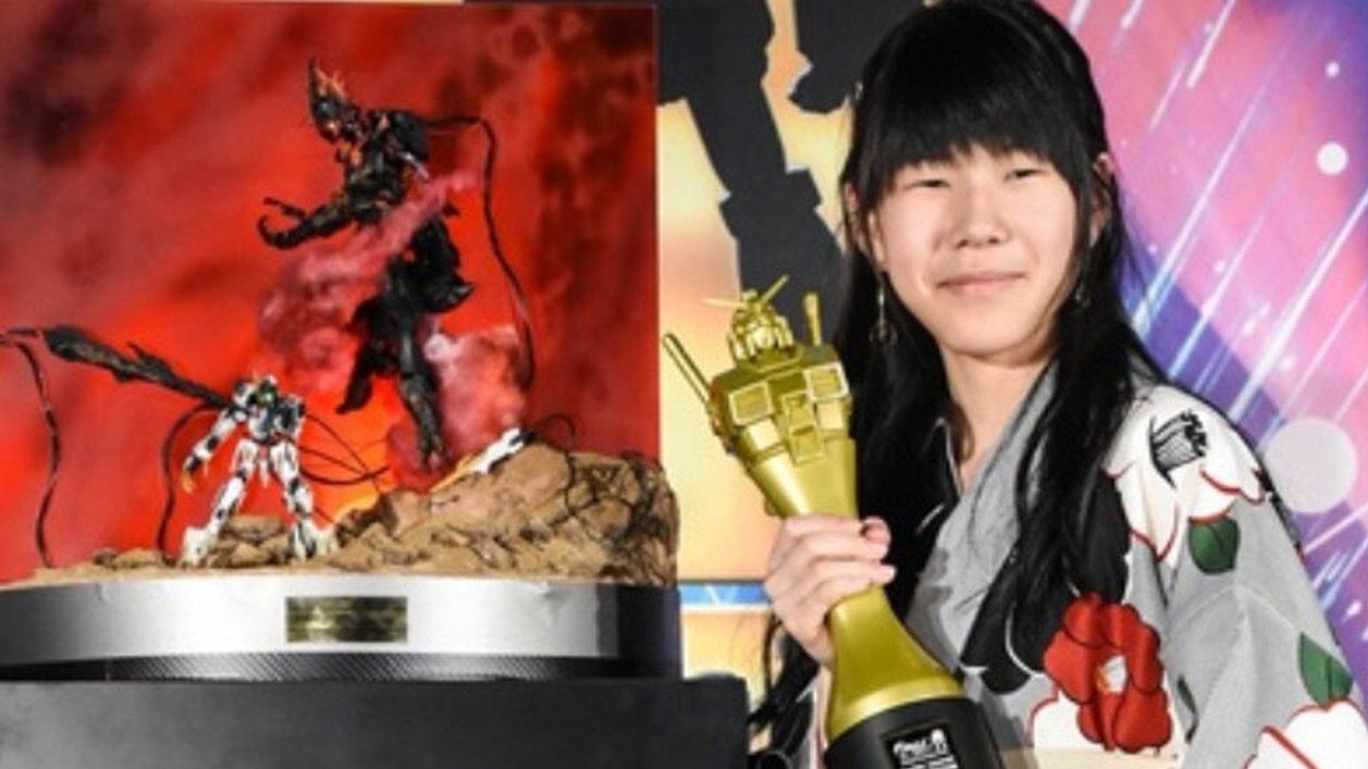 【朗報】ガンプラ世界大会で女子中学生が優勝!「父の影響で始めました👧🏻」