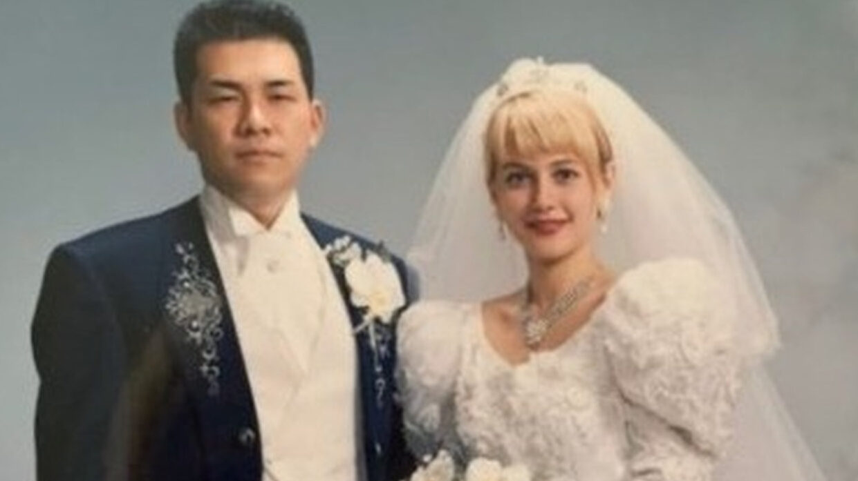 【朗報】日本人、ロシア人美女を妻にする