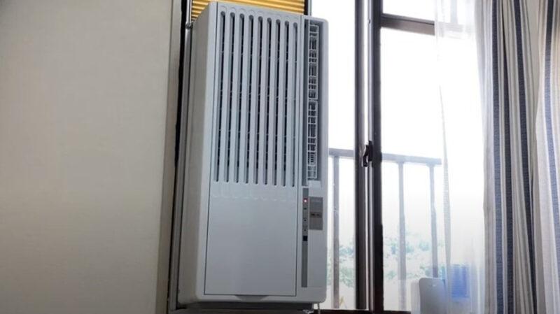 【質問】窓用エアコンってどう?