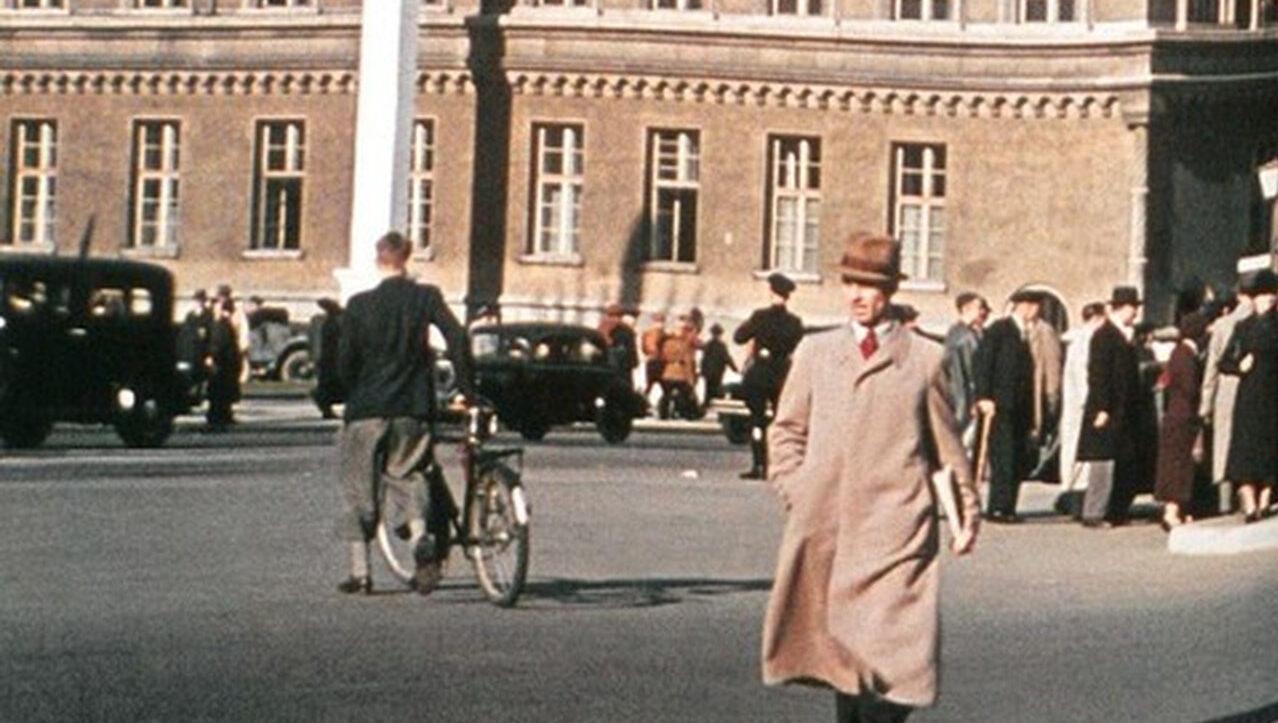 【画像】ナチス時代のドイツの街並みww
