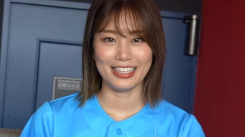 【悲報】稲村亜美さん、やっぱり野球関係しか仕事がない…