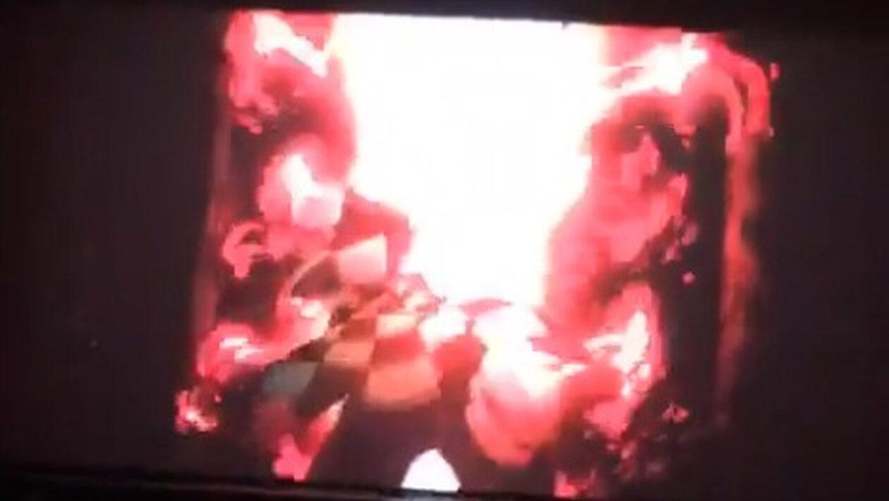 【動画】フランス人さん、鬼滅の映画を見て大興奮!ww