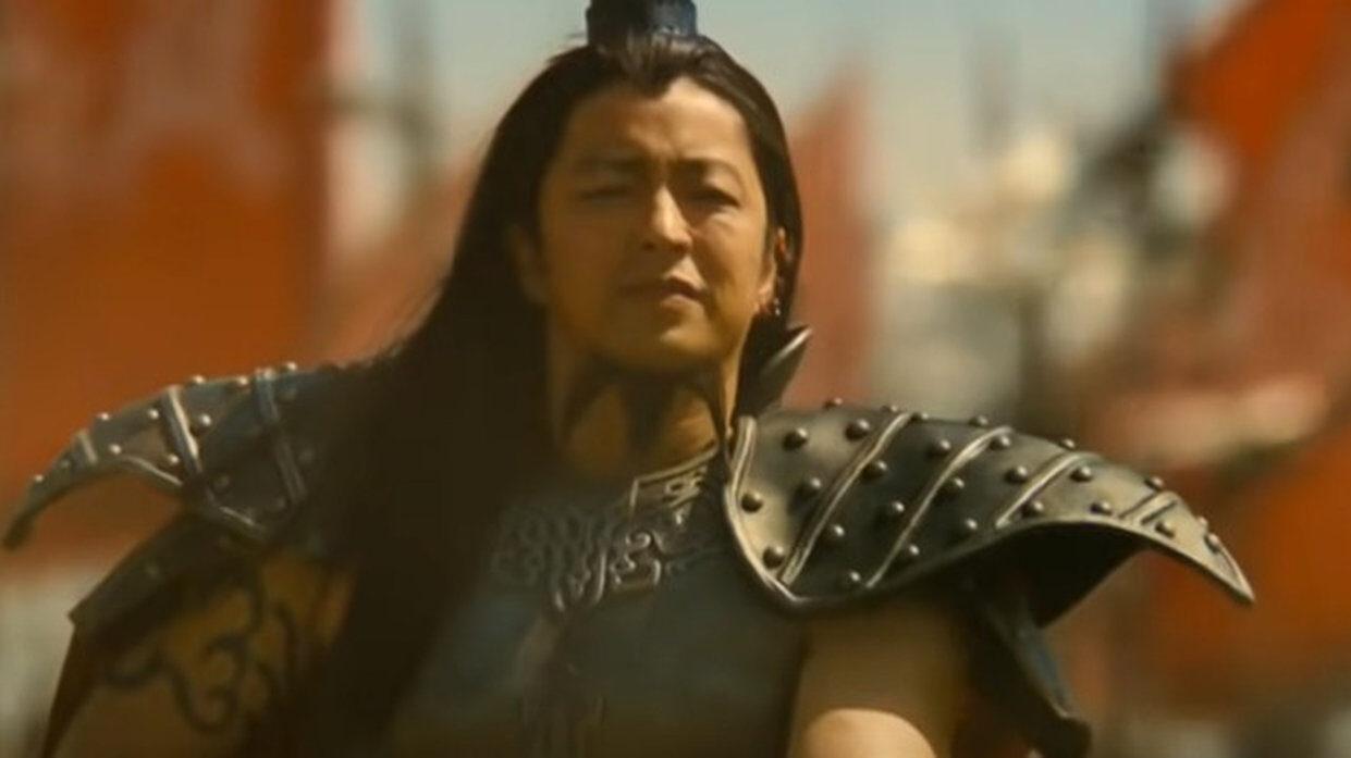 【画像】大沢たかおさん、『キングダム』の役作りで20kgもビルドアップしてしまう