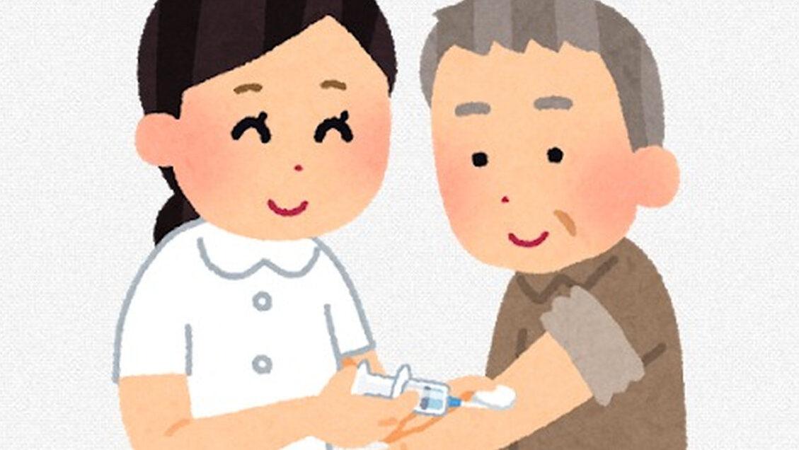 【東京】男性(84)、予約せずにワクチン接種会場に突撃し、無事接種完了する