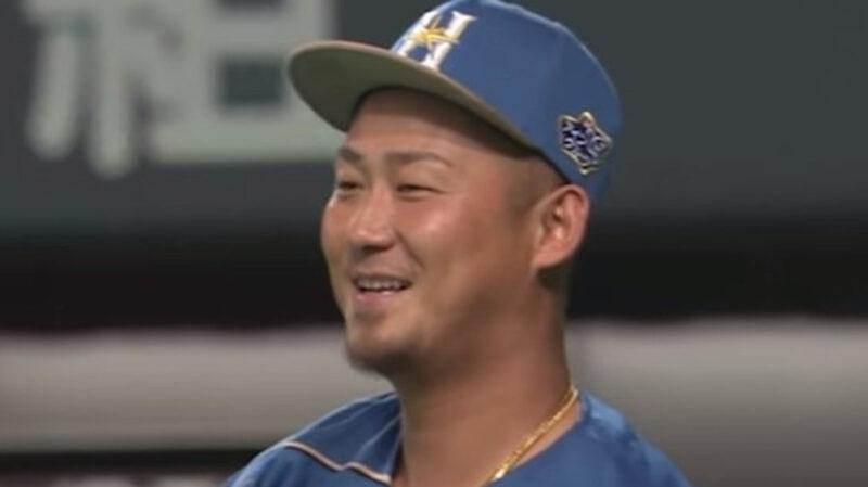 【悲報】中田翔さん、戦力外か!?故障以外で初めて登録抹消