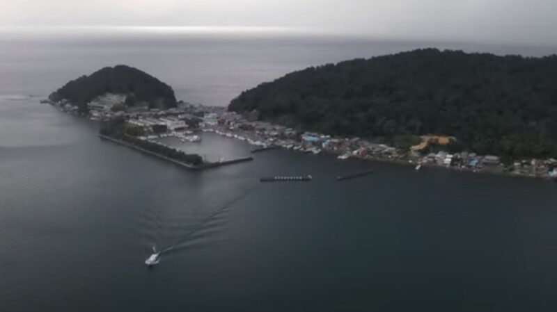 【琵琶湖】都市伝説が本当だった!死体を入れたスーツケースは14年間沈んでいた