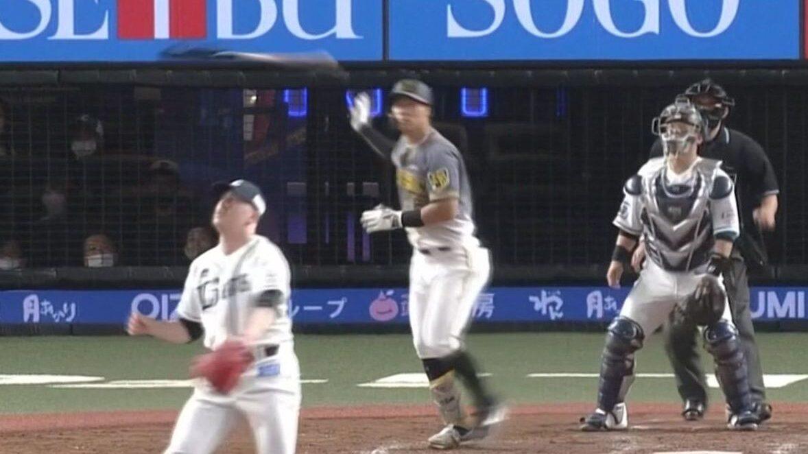 【動画】阪神 佐藤輝明1試合3ホームラン!令和の怪物だろ!