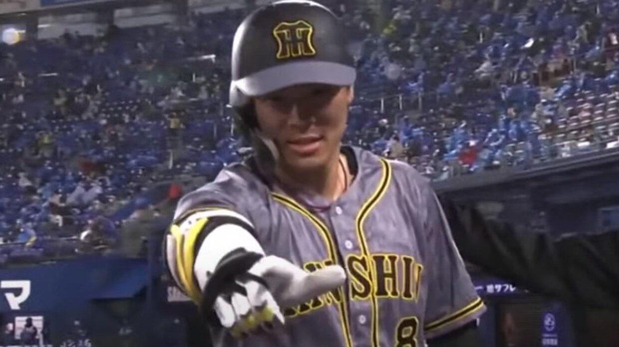 【朗報】阪神 佐藤輝明さん、やっぱり怪物だった!