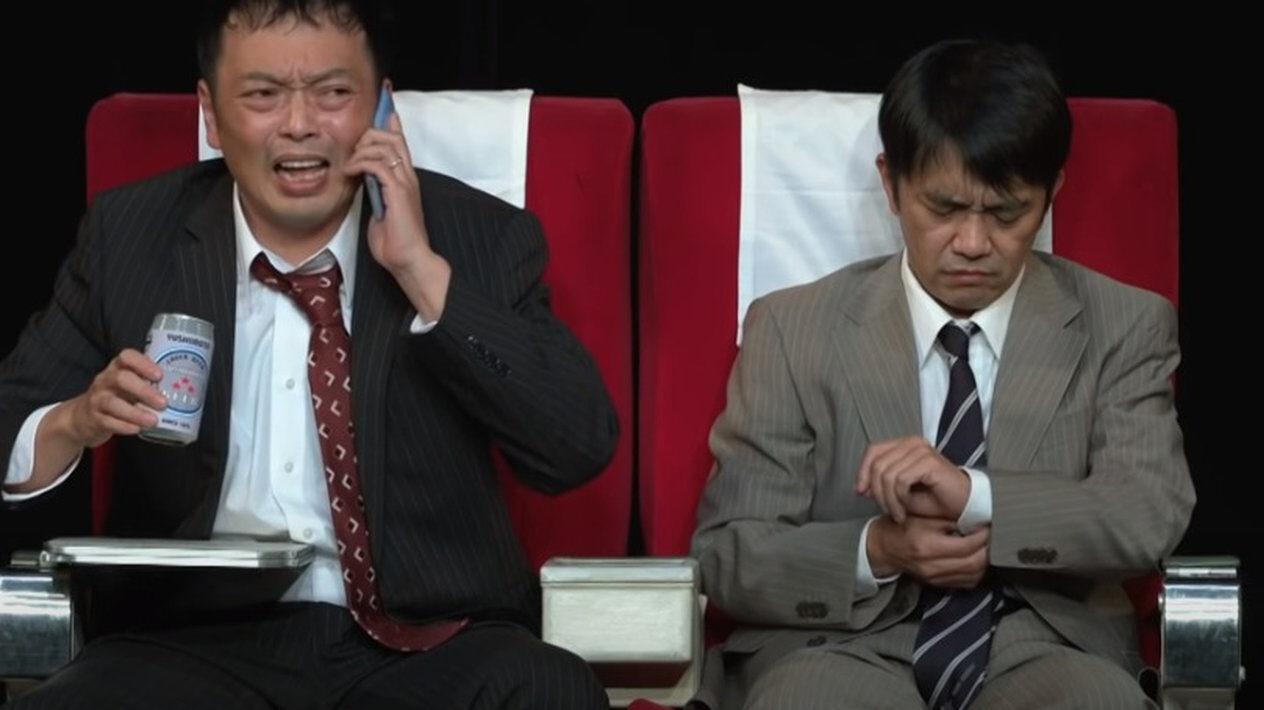 【不快】新幹線で隣に座られたら嫌な奴の特徴