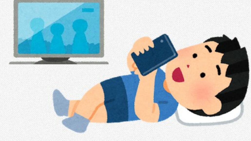 【悲報】「テレビ見ない」アピール、もはや誰もしなくなる