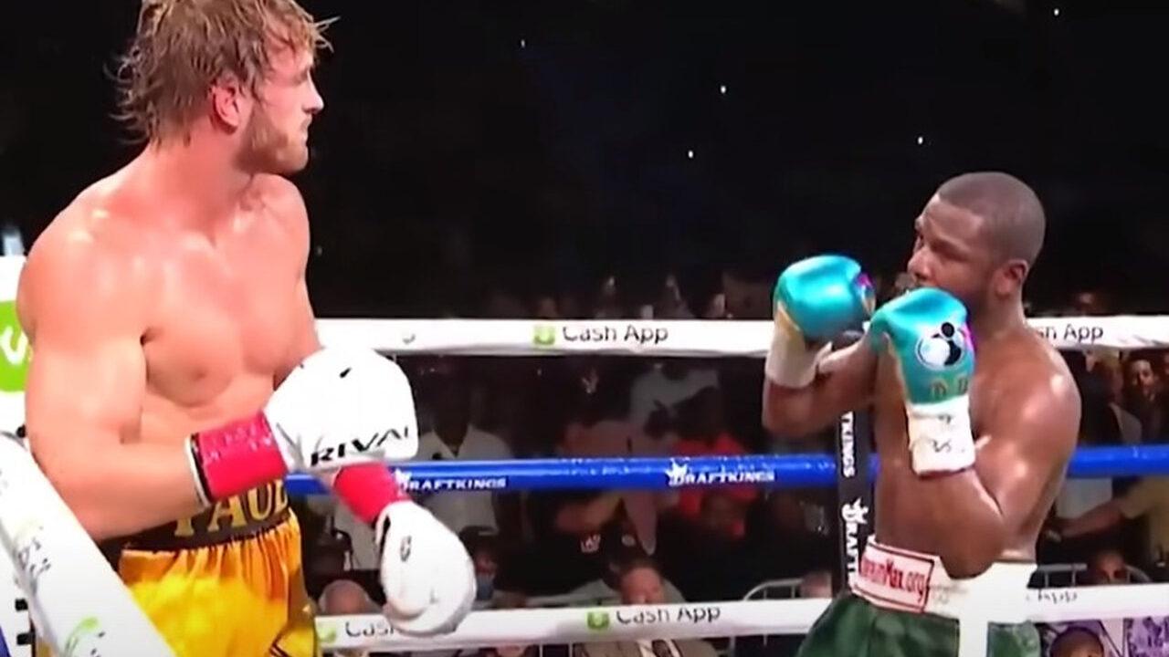 【悲報】メイウェザー(44)さん、YouTuberとボクシングし引き分けるww